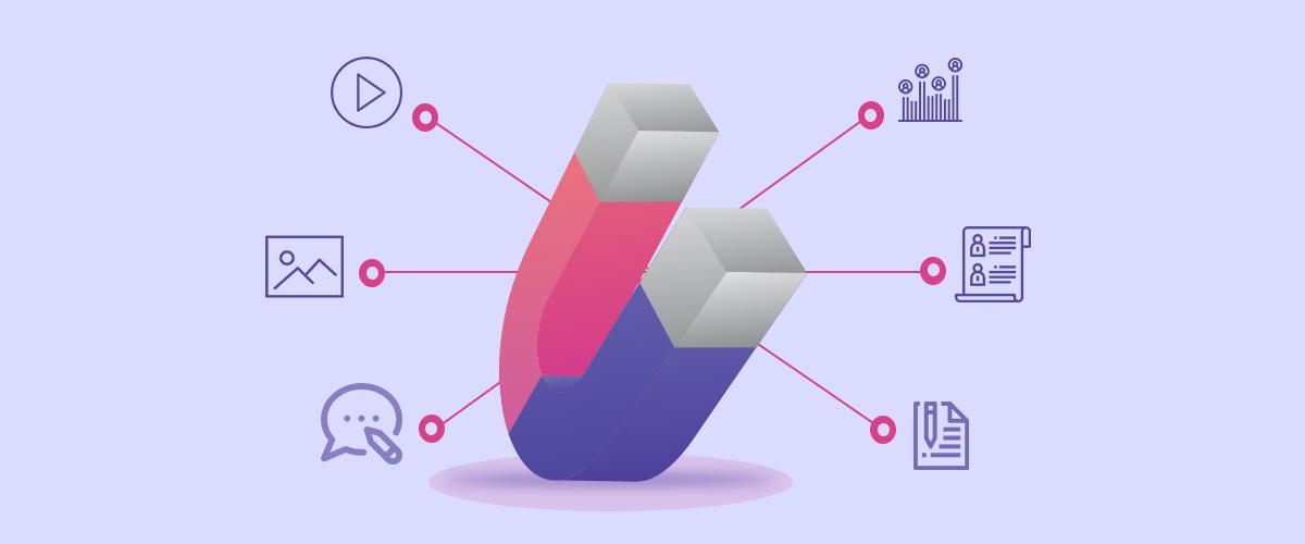 Image for blog on Inbound techniques for startups