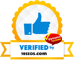 Dintellects verified by 19SEO in inbound marketing packages